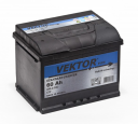 VEKTOR PLUS 6CT-60 R+