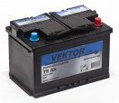 VEKTOR PLUS 6CT-75 R+